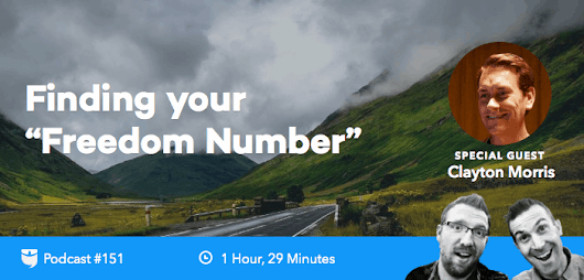 "BP Podcast 151: Finding Your ""Freedom Number"" with Clayton Morris"