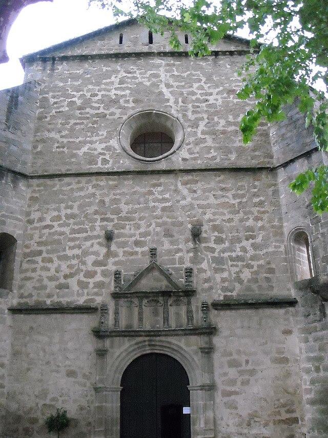 Monasterio Yuste iglesia.JPG