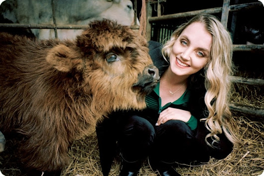 Evanna Lynch – Role Model For New Vegans And Veg-Curious People