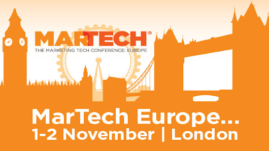 Marketing Technology is a global marketplace and martech purchasing decision makers are making decisions worldwide: Why you should be an exhibitor at MarTech Europe. | MarTech