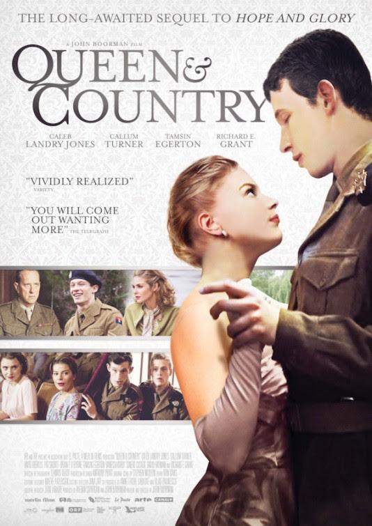 Resultado de imagem para movie poster queen & country