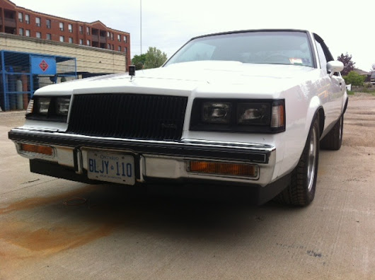 This Buick Regal Turbo T Needs ZDD Plus Does Yours ?