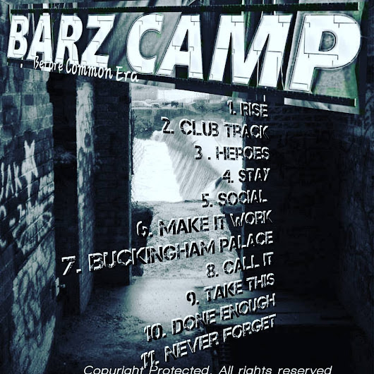 Barz Camp — Hold on, we're coming in!!! #BC, #barzcamp,...