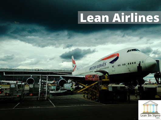 4 Ways Lean Airline Companies Can Improve Their Services