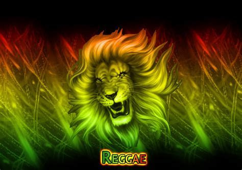 Rasta Lion Wallpaper   WallpaperSafari