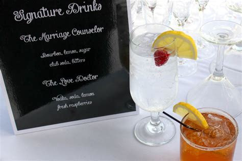 signature drinks Archives   Barn at Gibbet Hill