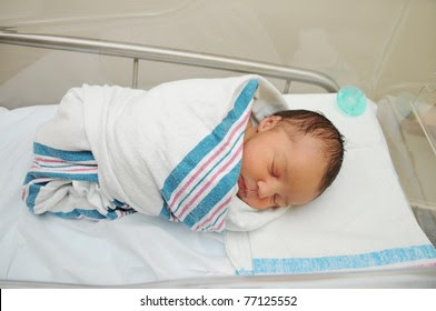 Newborn Black Baby Boy Pictures In The Hospital | Images ...
