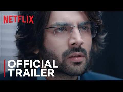 Dhamaka   Official Trailer   Kartik Aaryan   Ram Madhvani   Netflix India