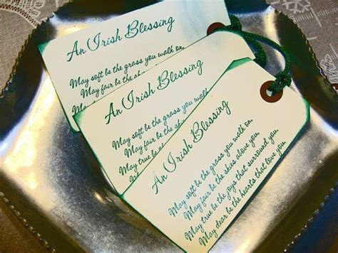 25  Best Ideas about Irish Wedding Blessing on Pinterest