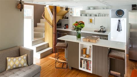 smart design ideas  small spaces hgtv living room