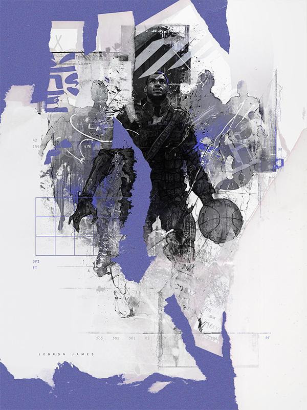 Krzysztof Domaradzki - Illustrations par Krzysztof Domaradzki <3 <3
