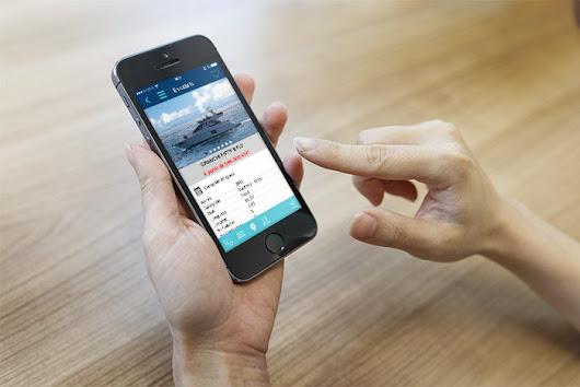Youboat passe en Version 2 sur iPhone | News Produit