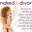 NAKEDDIVORCE Email Marketing - Subscribe