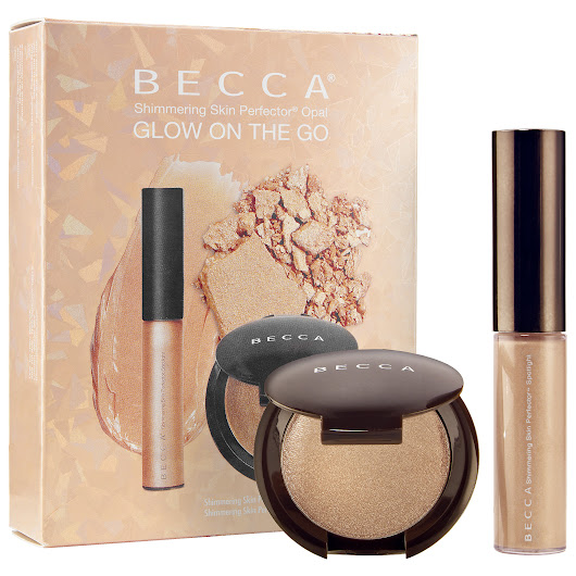 Review: [Becca] Shimmering Skin Perfector Glow On The Go