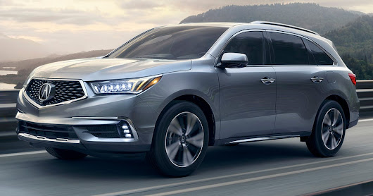 Review: Upgrades keep Acura MDX crossover in fast lane