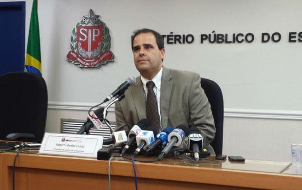 Roberto Senise Ministério Público (Foto: Martín Fernandez)
