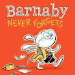 Barnaby never forgets is a funny children storybook about a school agerabbit