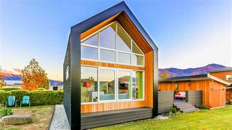 amazing stunning small home design  wanaka  zealand