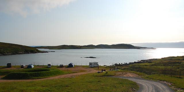 Altandhu campsite