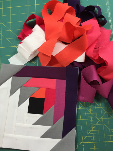 Canton Village Quilt Works | New Little Project