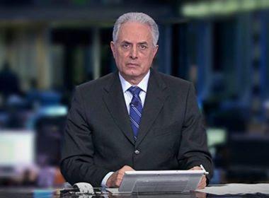 Metade dos brasileiros quer demissão de William Waack após comentário racista