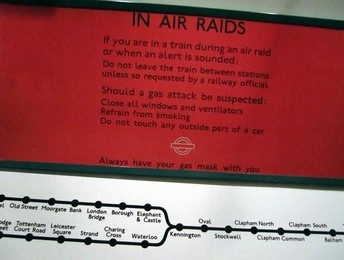 Air Raid Advice