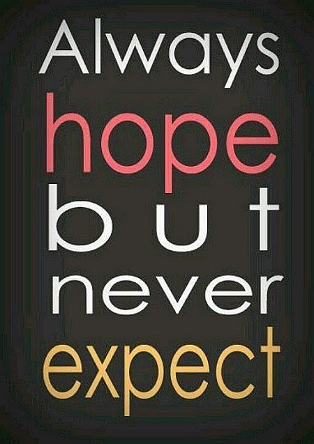 Always Hope Quote Picture