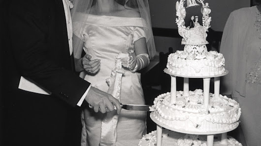Eat Now Or Forever Hold Your Piece: The Layered History Of Wedding Cake