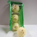 Dead Sea Spa Care DeadSea-BBTCocL01 Coconut Lime Bubble Bath Truffles - Pack of 3
