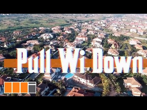 """VIDEO: Shatta Wale – """"Pull Wi Down"""""""