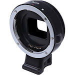 Movo Photo CTS100 Lens Adapter for Sony NEX Mirrorless Cameras Body to Fit Canon Eos EF / EF-S Lenses