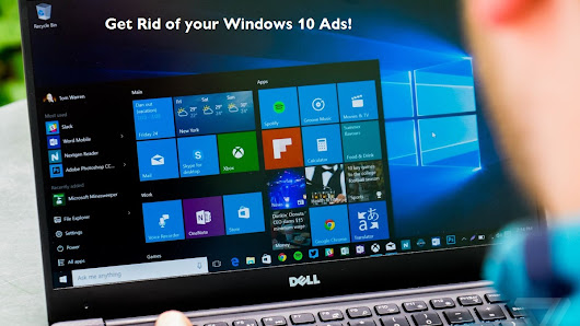 How to disable ads in Windows 10