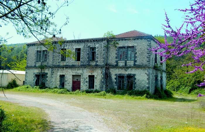 Άρτα: Και επίσημα στην Περιφέρεια Ηπείρου το πρώην στρατόπεδο «ΠΑΠΑΚΩΣΤΑ»