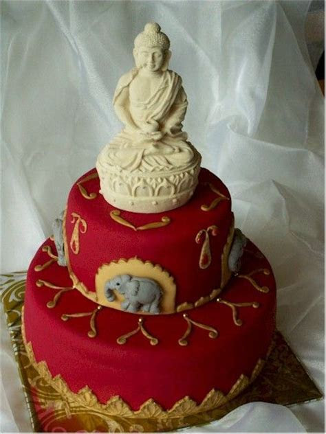 17 Best images about Buddha cake on Pinterest   Birthday