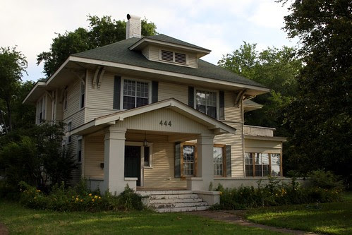 walter c. trout house