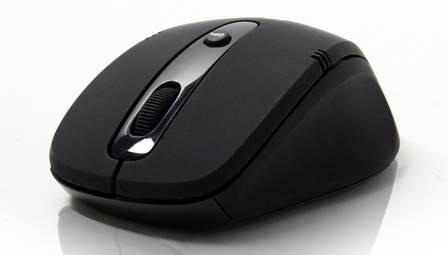 O Silent Mouse, da Nexus