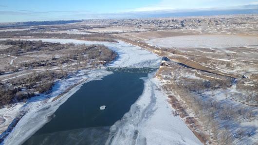 Massive Oil Spill in Yellowstone River Contaminates Drinking Water — NOVA Next   PBS