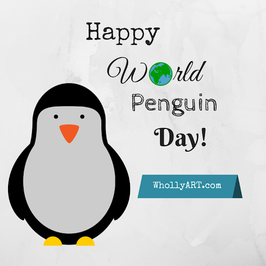 It's World Penguin day!!! How will you Celebrate?