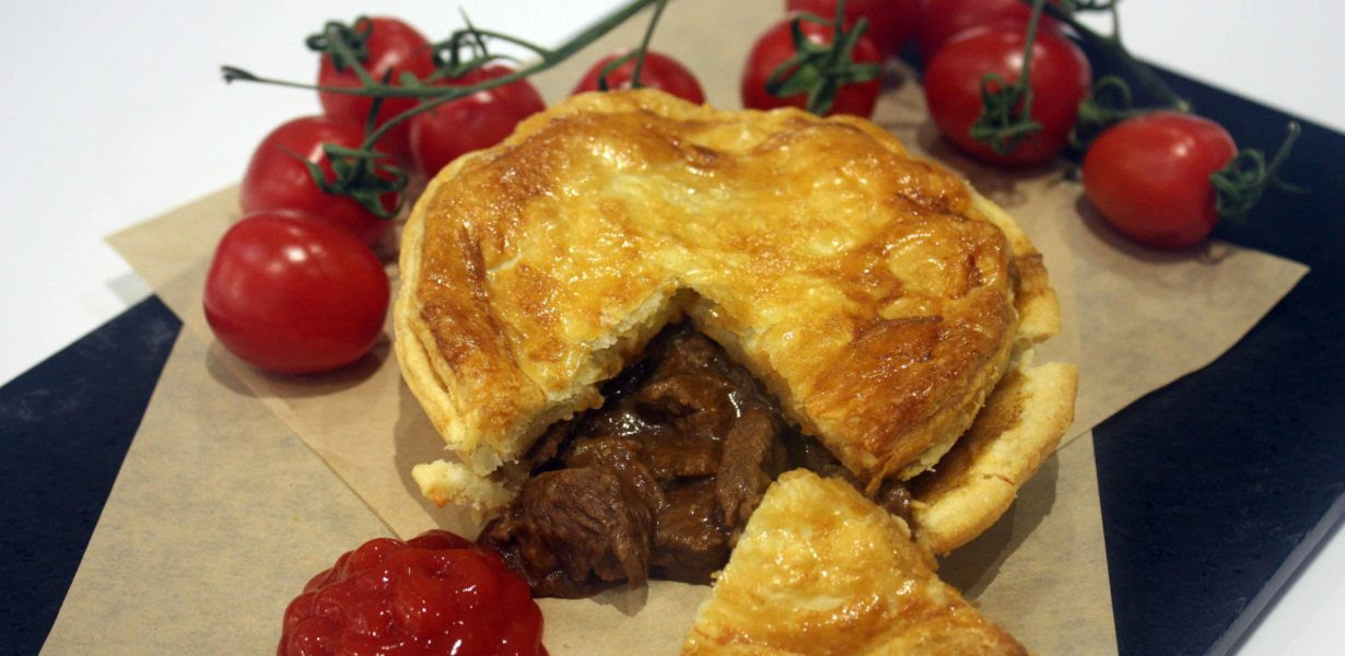 A Basic Cook - Steak Pie