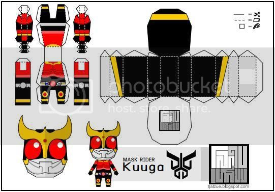 photo mask rider kuuga paper toy via papermau 002_zpsa45wrmdq.jpg