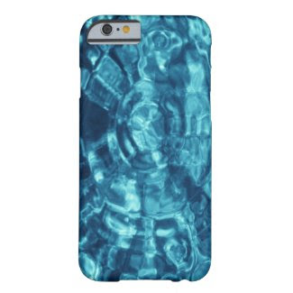 Blue Abstract iPhone 6 Case