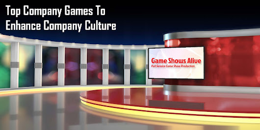 Top Company Games To Enhance Company Culture