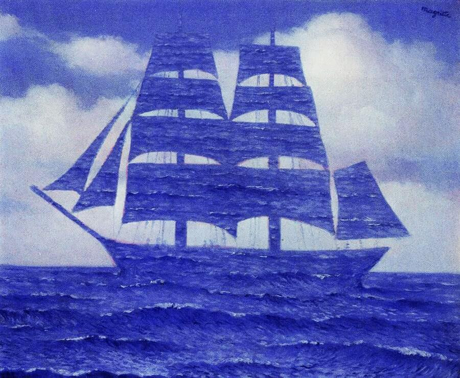 Seducer, 1953 by Rene Magritte