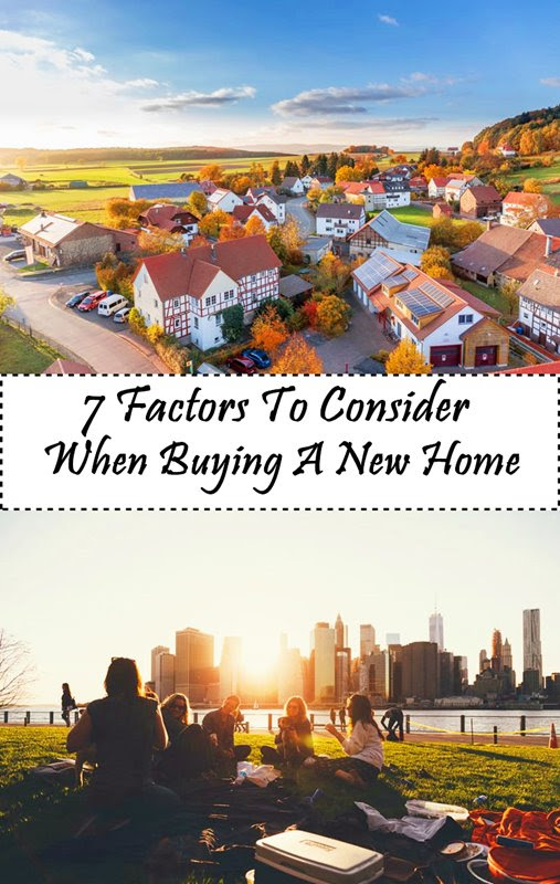 7 FACTORS TO CONSIDER WHEN BUYING A NEW HOME  |  Pinoy BisNiz