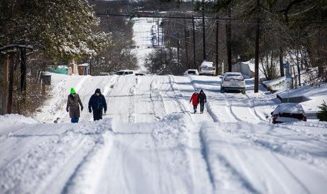 Из-за невиданных холодов цены на электричество в Техасе взлетели на 10000 %