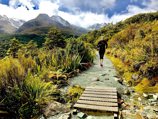 Trail running Kiwi style: A week in summer on New Zealand's South Island — ATRA
