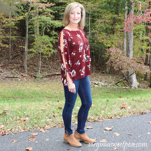 Stitch Fix Review for November 2018