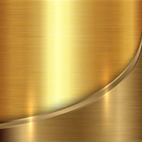 tekstur logam emas vector latar belakang vector latar