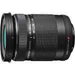 Olympus M.Zuiko Digital Telephoto Zoom Lens for Micro Four Thirds - 40mm-150mm - F/4.0-5.6 - Black