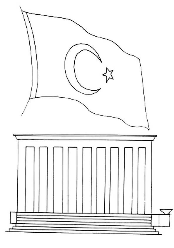 Anıtkabir Boyama Resmi Gazetesujin